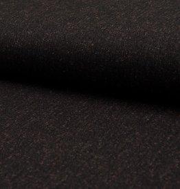 Trendy tweed bruin