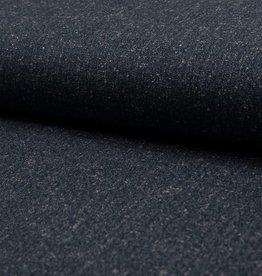 *Trendy tweed blauw