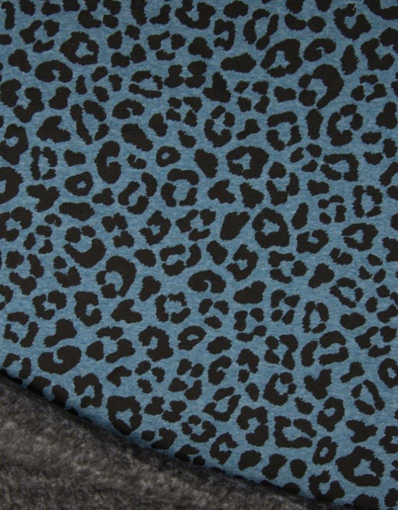 Alpen Fleece leopard jeans