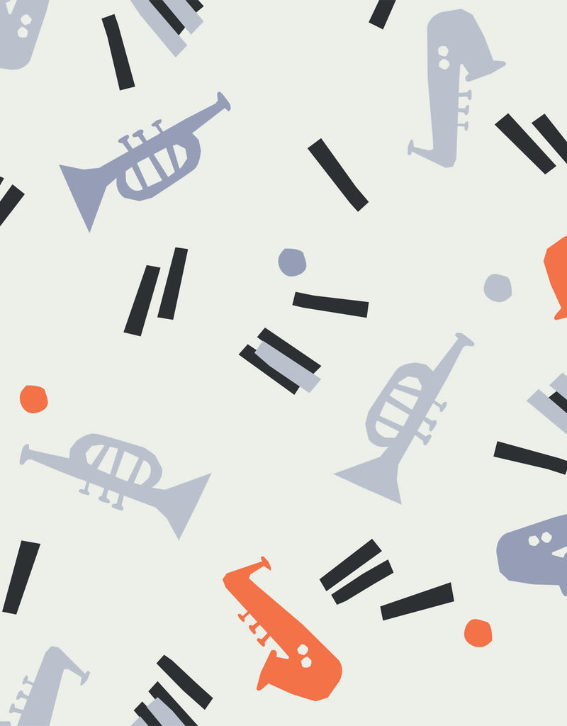 Katia Sweat music jazz ecru