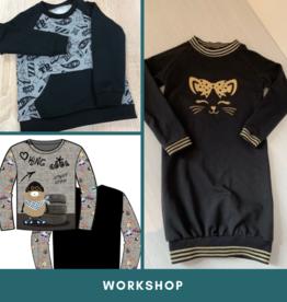 "Workshop ""Sweater of Sweatdress"" Do 12/12/2019"