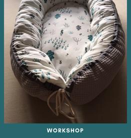 "Workshop ""Baby nestje"" Do 13/02/2020"