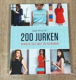Naaiboek 200 jurken