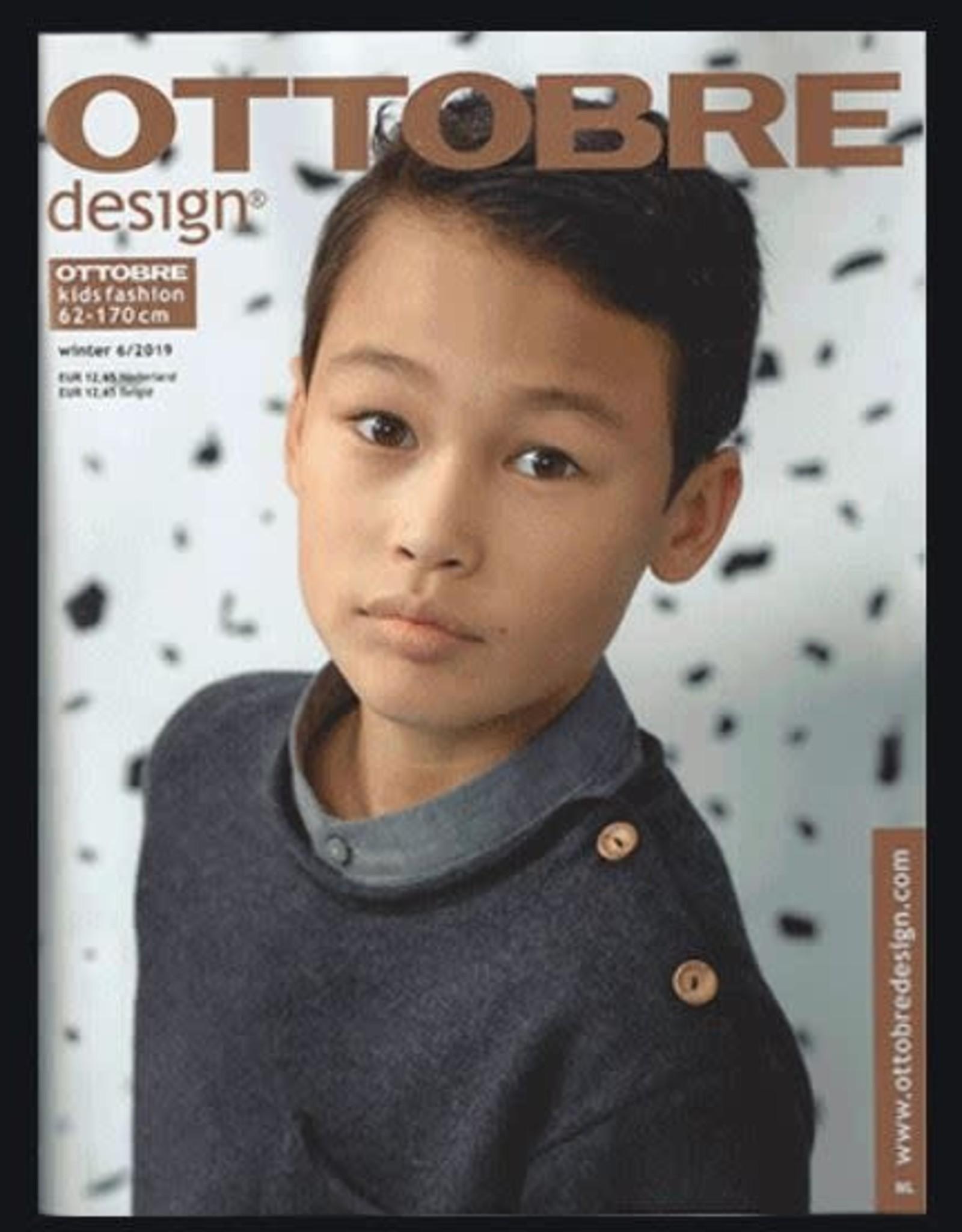 Magazine Ottobre kids winter 6/2019