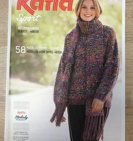 Magazine katia winter Nr 98