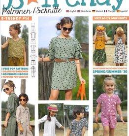Magazine B-trendy zomer 2020