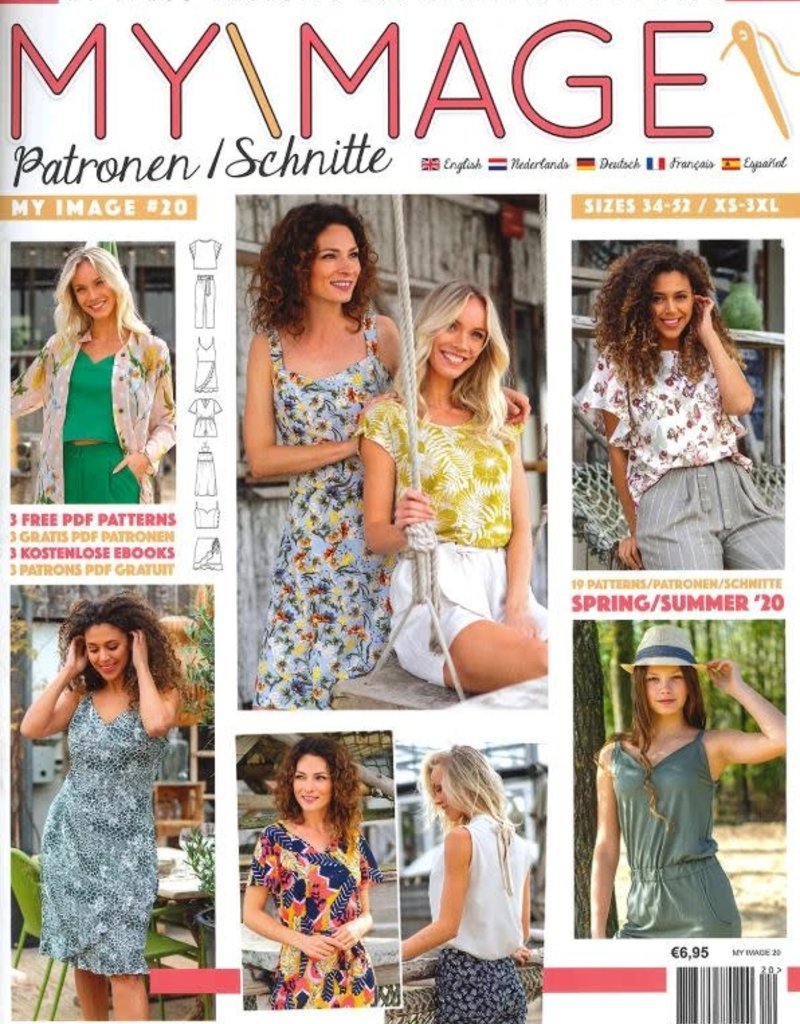 Magazine My Image zomer 2020