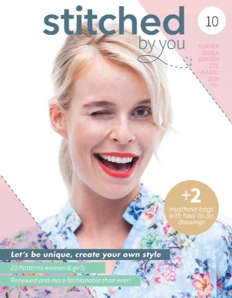 Magazine Stitched by You zomer 2020