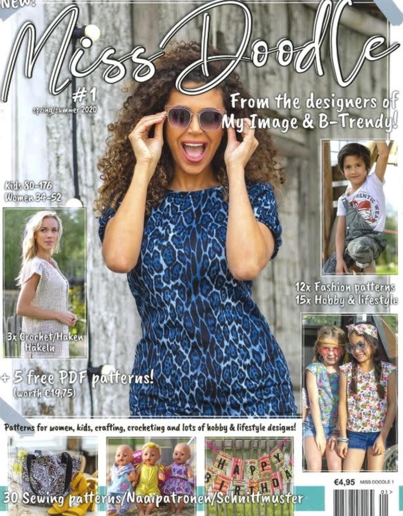 Magazine Miss Doodle zomer 2020