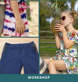 """Workshop """"Kinder Short""""  woe 22/4/2020"""