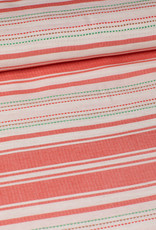 viscose mix stripes