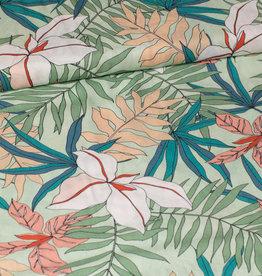 *Viscose leaves mint