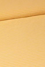 Fibre Mood Viscose mix yellow stripes