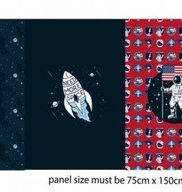 Stenzo Tricot katoen panel ruimte
