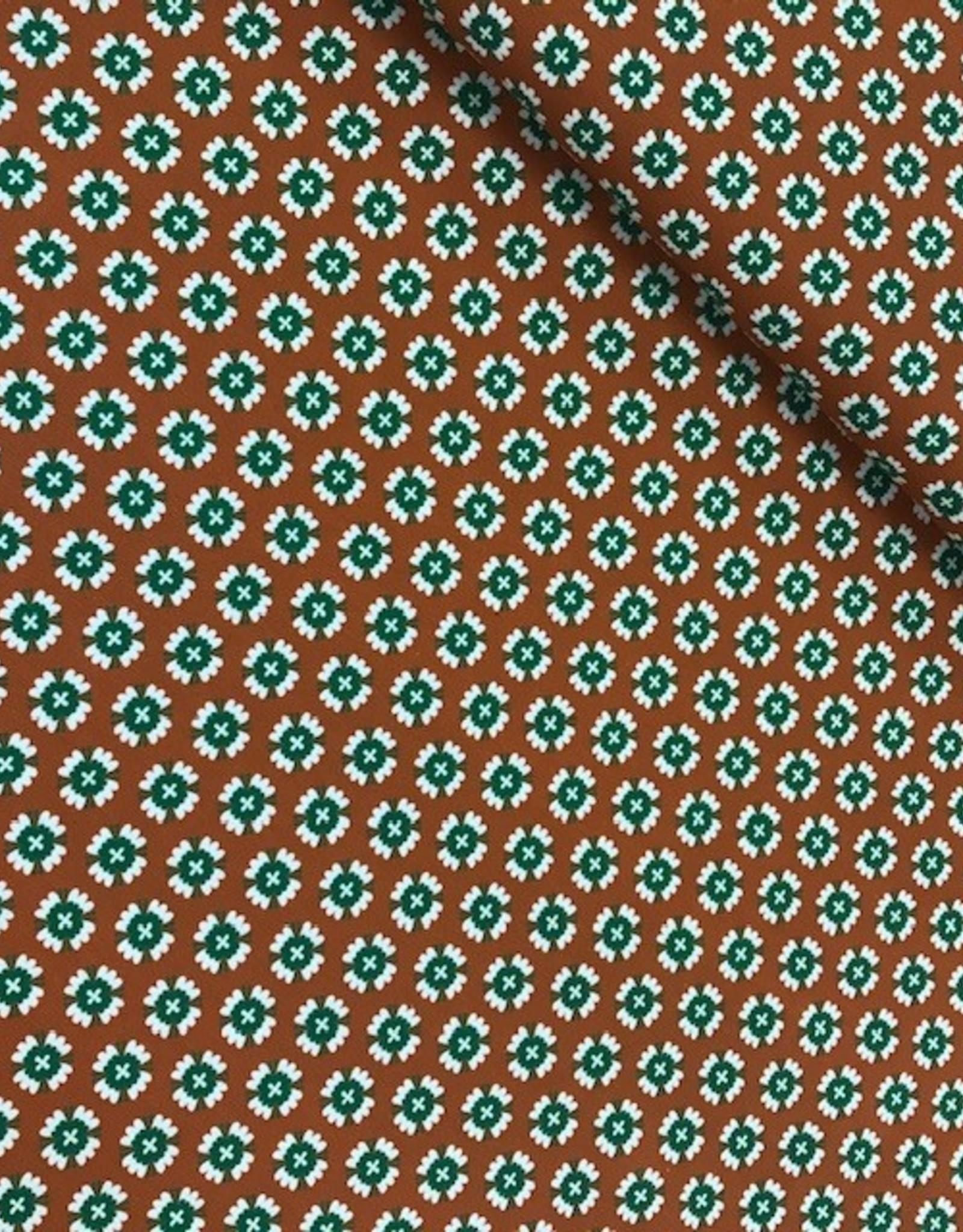 Swafing Tricot katoen Oriel by jolijou roest