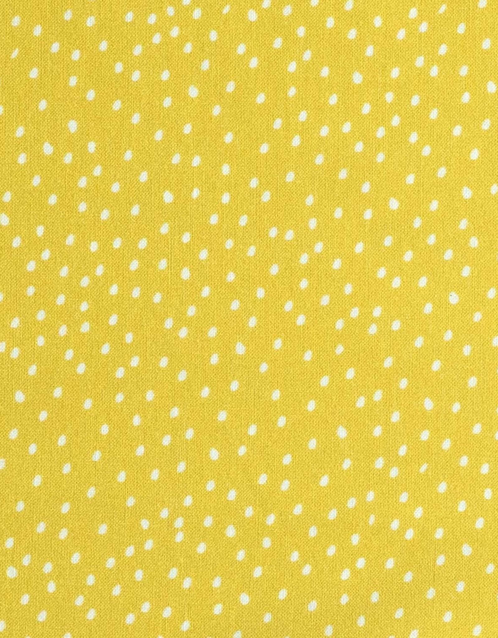 Katia Poplin into the river coord yellow