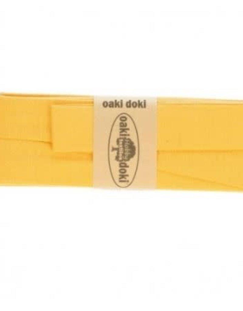 Oaki Doki Biais tricot de luxe Oaki Doki geel 711