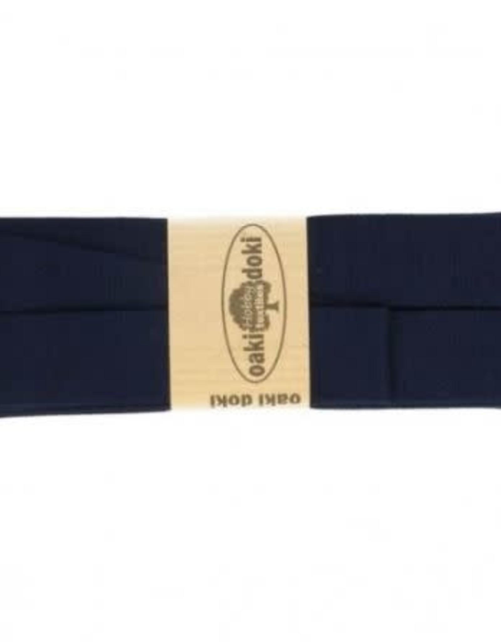 Oaki Doki Biais tricot de luxe Oaki Doki navi 009