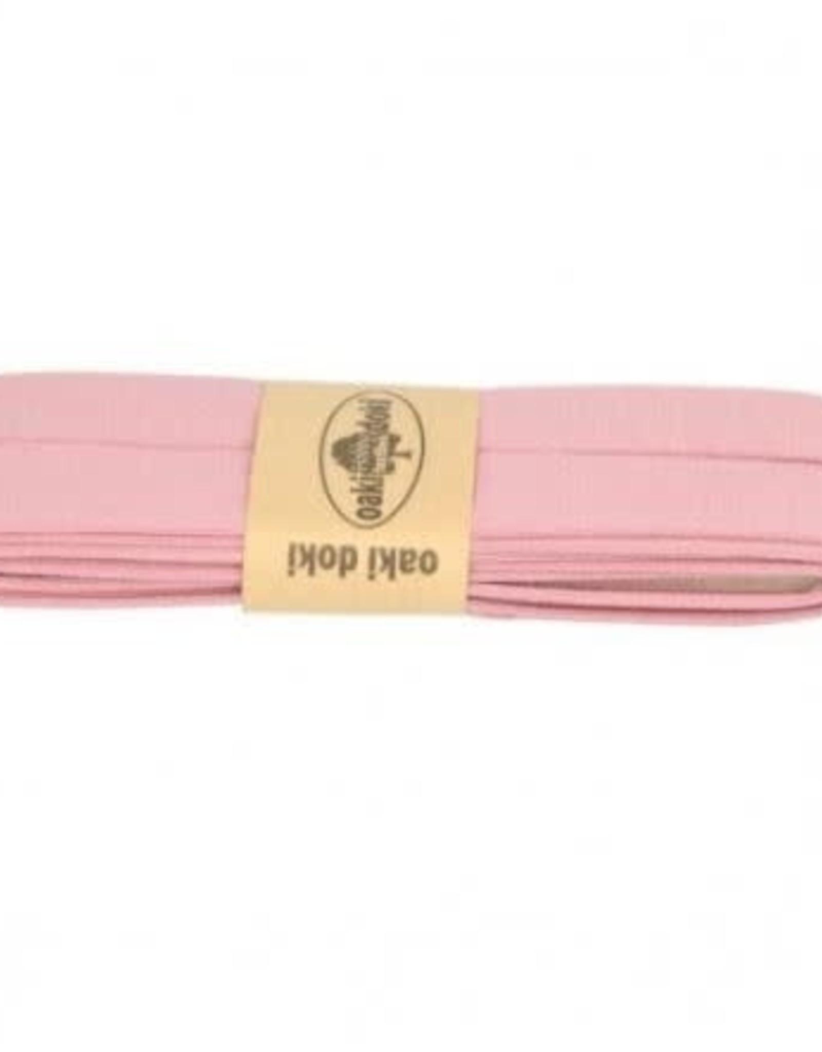 Oaki Doki Biais tricot de luxe Oaki Doki roze 011