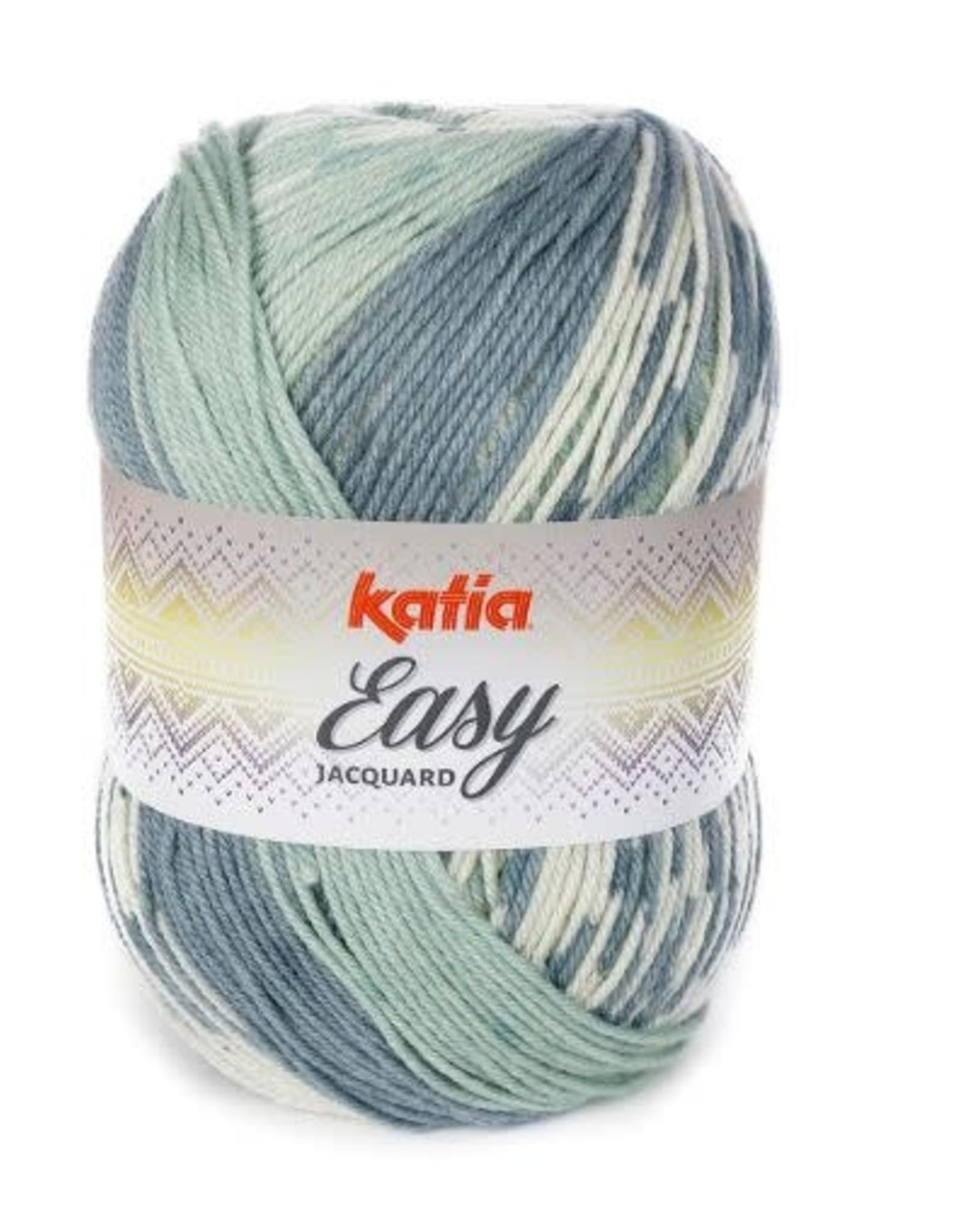 Katia Garen Easy Jacquard 303 munt