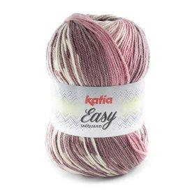 Katia Garen Easy Jacquard 306 roze