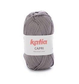 Katia Garen Capri katoen 82136 medium grijs
