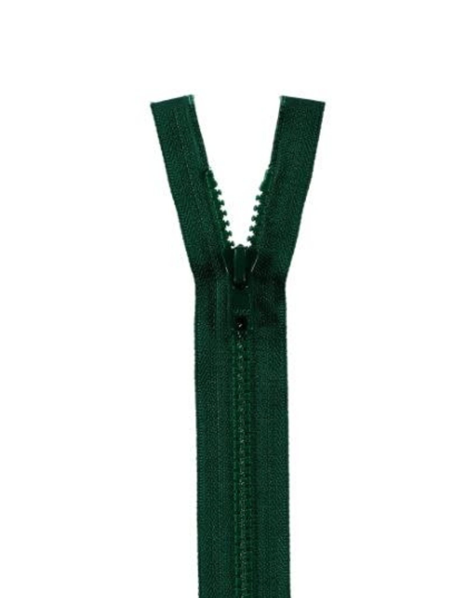 YKK BLOKRITS 5 DEELBAAR d. groen 890-75cm