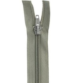 YKK Spiraalrits niet-DB 3mm grijs 013-35cm