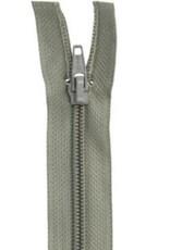 YKK Spiraalrits niet-DB 3mm grijs 013-45cm