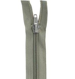 YKK Spiraalrits niet-DB 3mm grijs 013-50cm