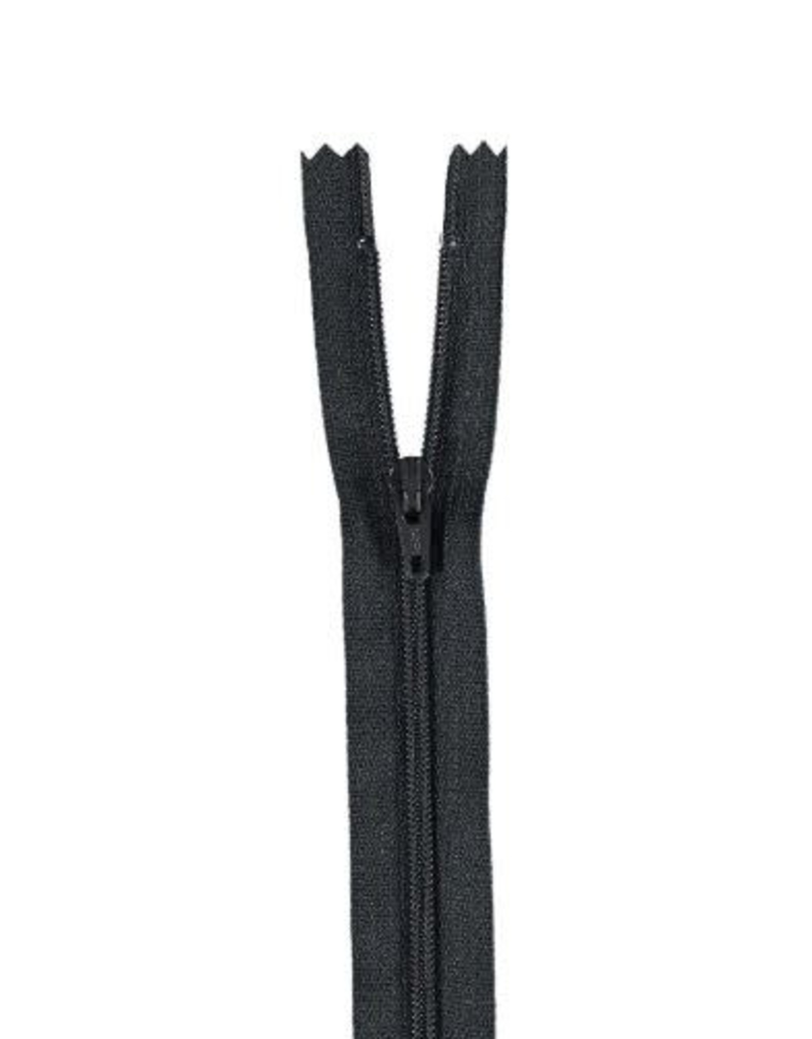 YKK Spiraalrits niet-DB 3mm antraciet 156-22cm
