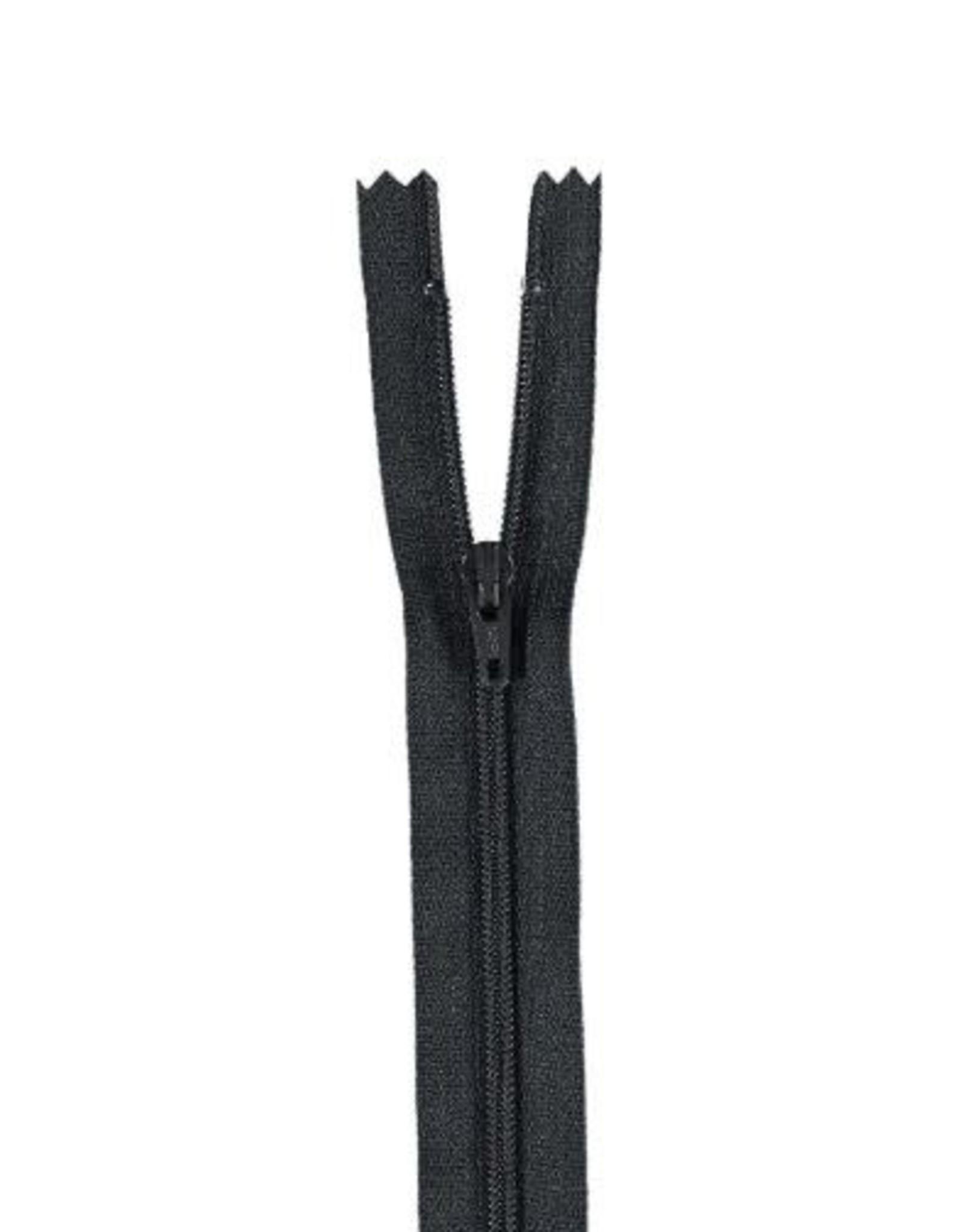 YKK Spiraalrits niet-DB 3mm antraciet 156-55cm