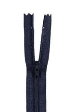 YKK Spiraalrits niet-DB 3mm d. blauw gr 168-15cm