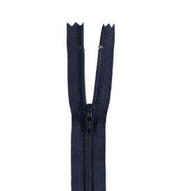 YKK Spiraalrits niet-DB 3mm d. blauw gr 168-30cm