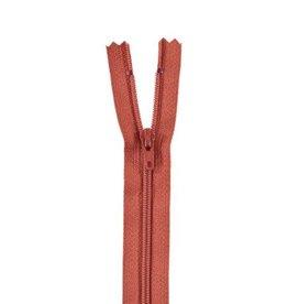 YKK Spiraalrits niet-DB 3mm roest 850-25cm