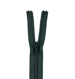 YKK Spiraalrits niet-DB 3mm donker groen 890-30cm