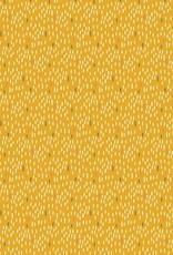 Poppy tricot katoen wonderful world geel
