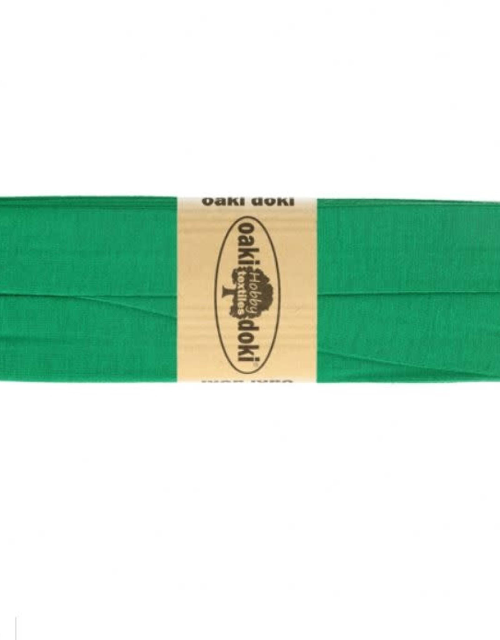 Oaki Doki Biais tricot de luxe Oaki Doki groen 450