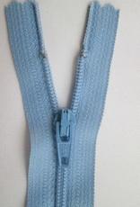 YKK Spiraalrits niet-DB 3mm midden blauw 546-55cm