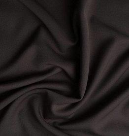*Gabardine stretch bruin
