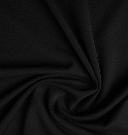 Gabardine stretch zwart