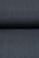 Gabardine stretch grijs melange