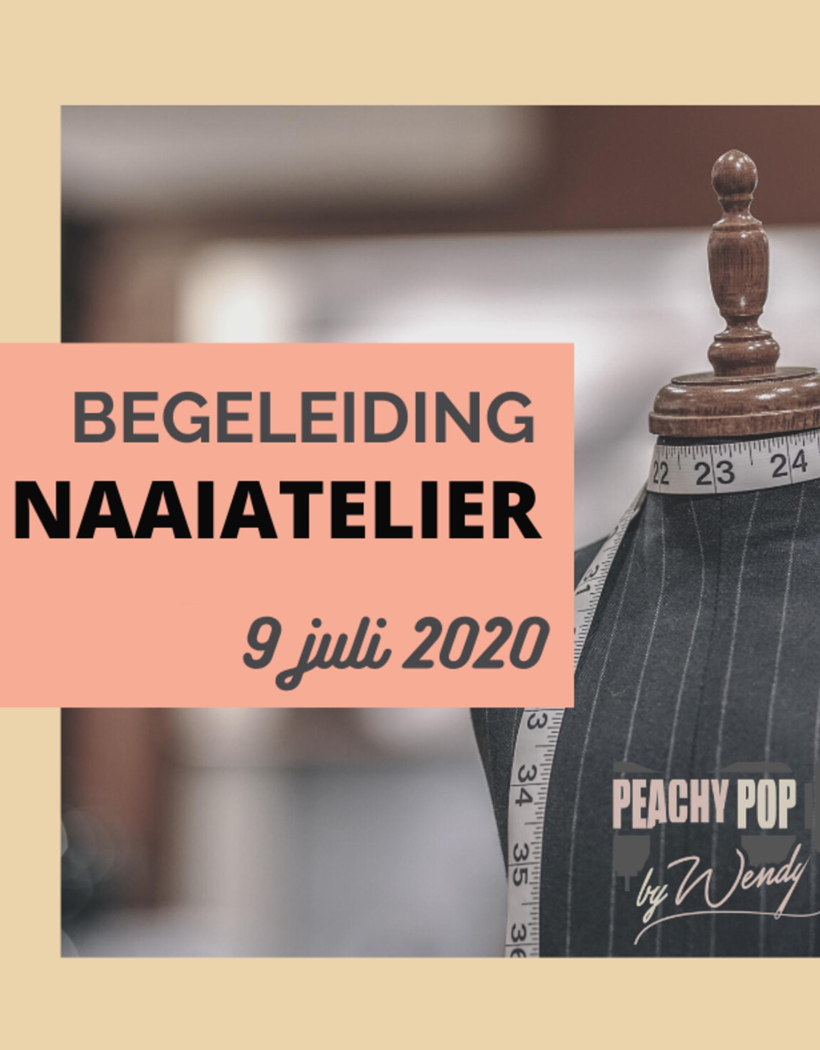 Workshop BEGELEID NAAIATELIER 09/07/20