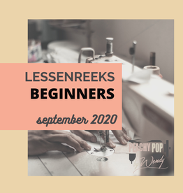 Workshop Naaien voor beginners