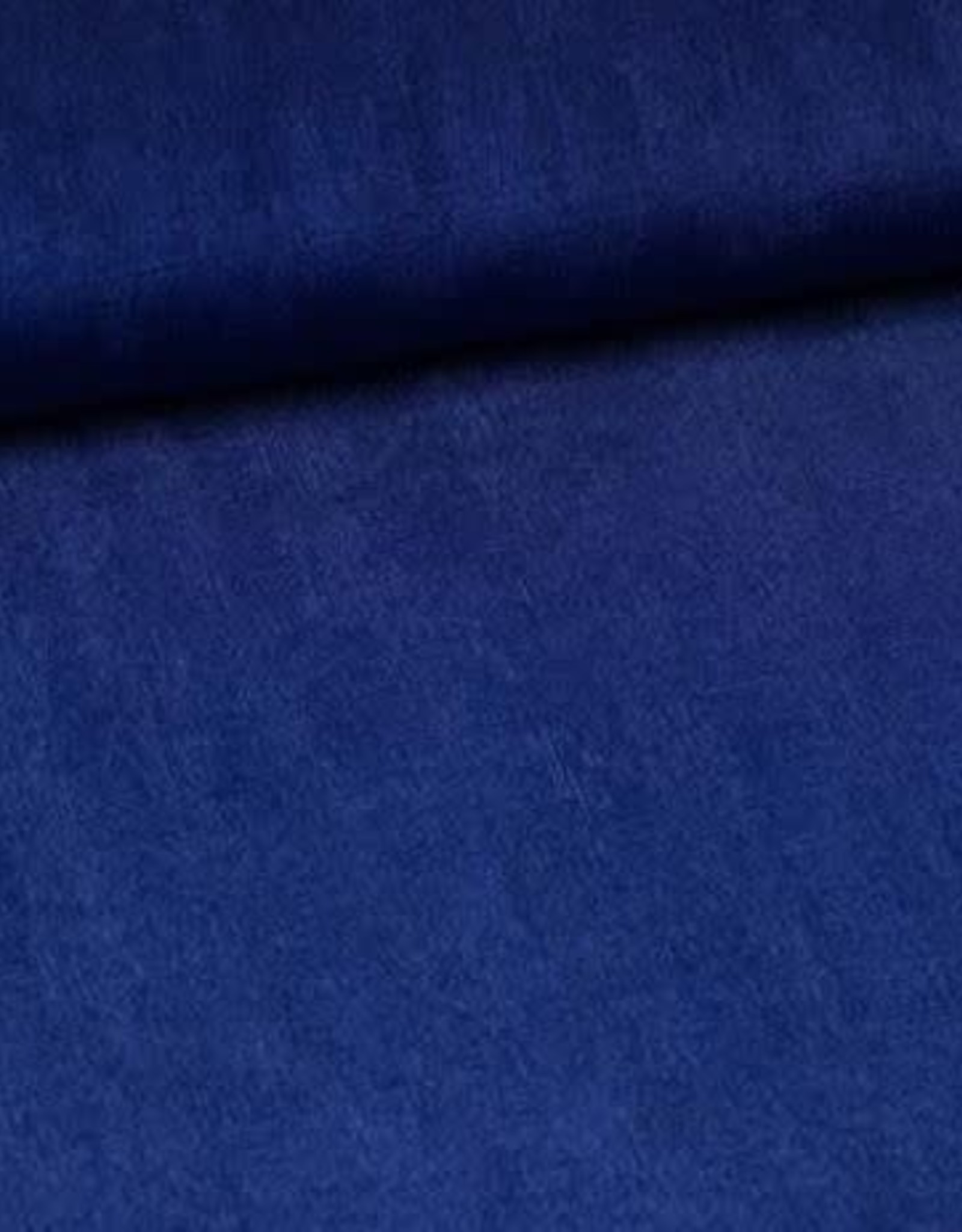 Fibre Mood Polyester elastan royal blauw