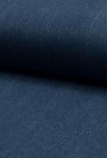 COUPON stretch jeans uni licht blauw 8.5oz 60*140cm