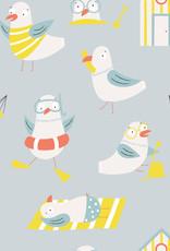 Katia Tricot seagull sand munt