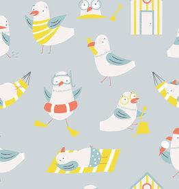 Katia *Tricot seagull sand munt