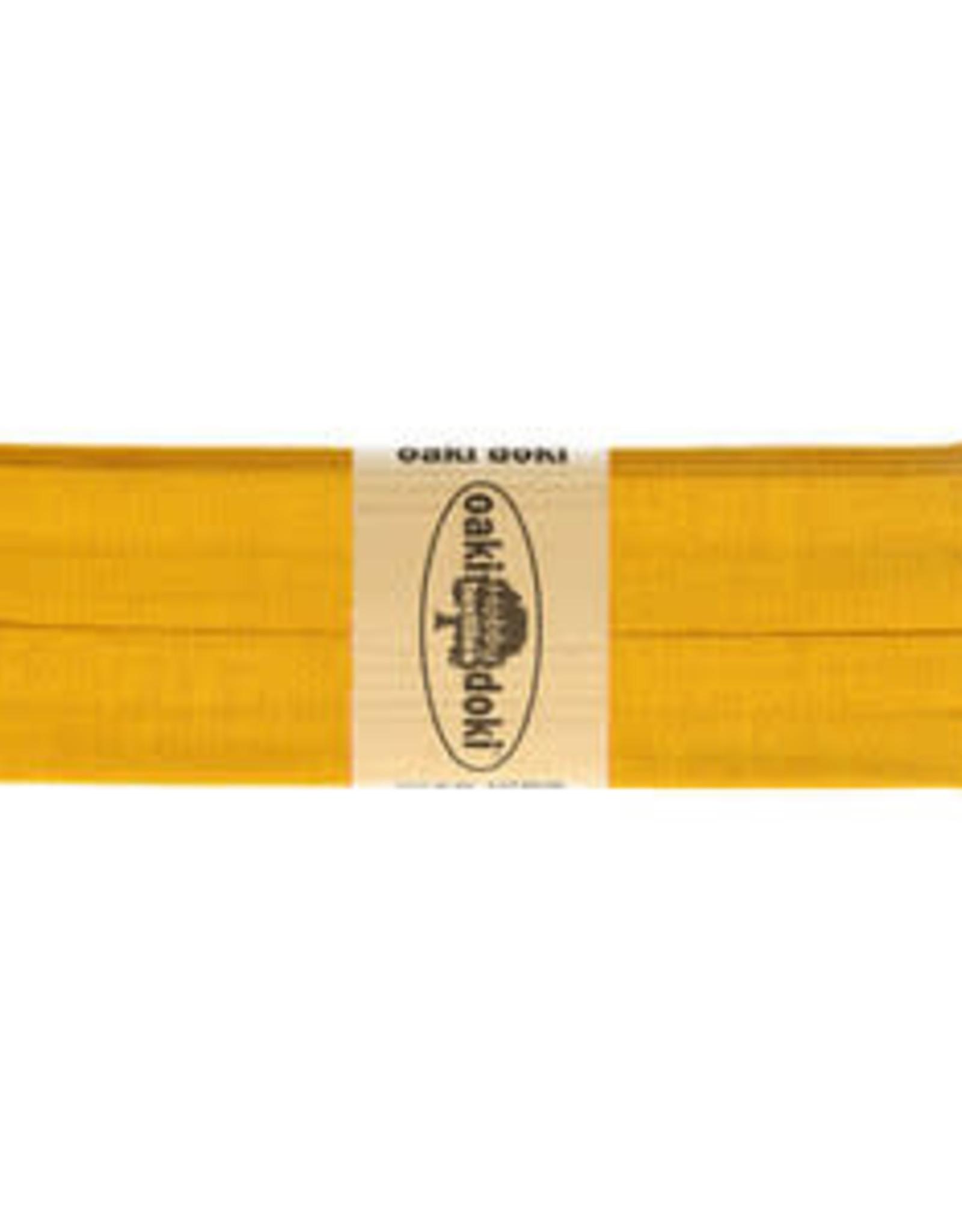 Oaki Doki Biais tricot de luxe Oaki Doki oker 950