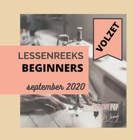 Workshop Naaien voor beginners